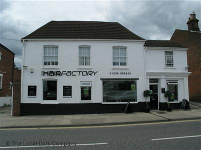 The Hair Factory Colchester