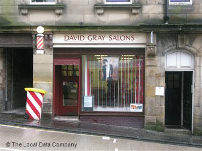 David Gray Salons Dunfermline