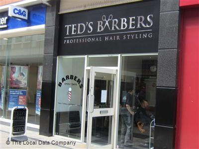 Teds Barbers Crawley