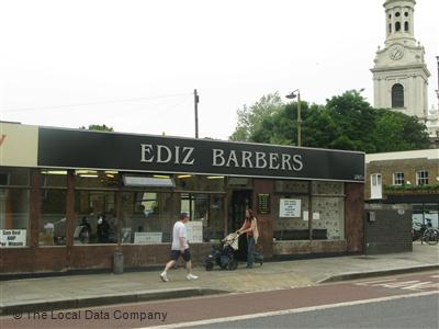 Ediz Barbers London