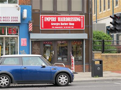 Empire Hairdressing Southampton