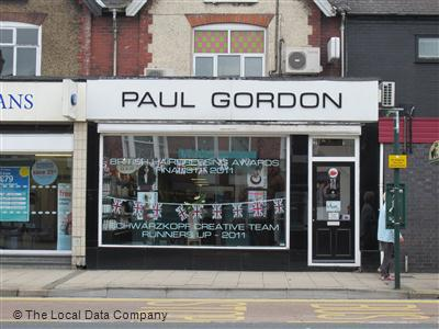 Paul Gordon Scunthorpe