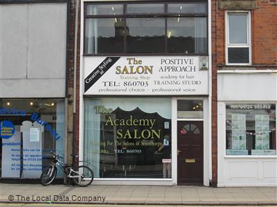 The Salon Training Shop Scunthorpe