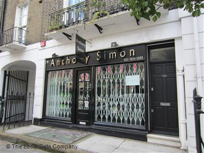 Anthony Simon London