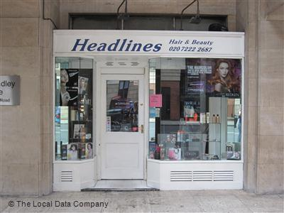 Headlines Hair & Beauty London