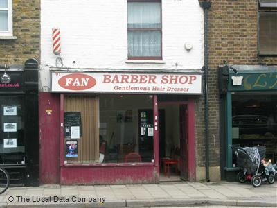 Fan Barber Shop London