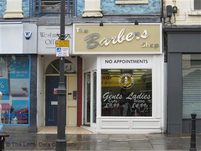 The Barbers Shop Doncaster