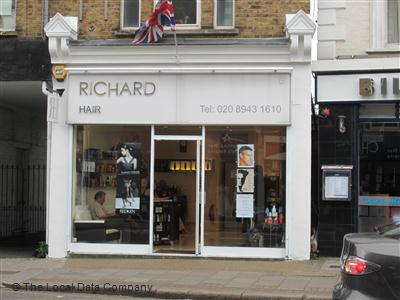 Richard Hair Teddington