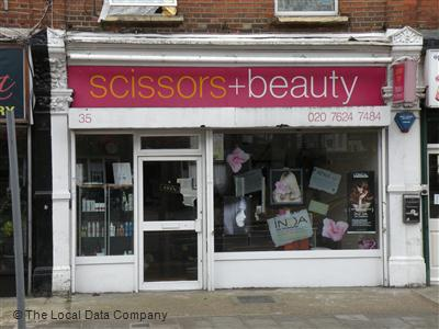 Scissors & Beauty London