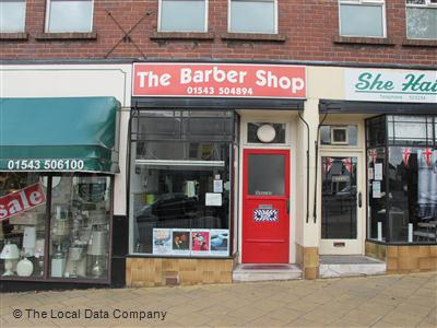 The Barber Shop Cannock