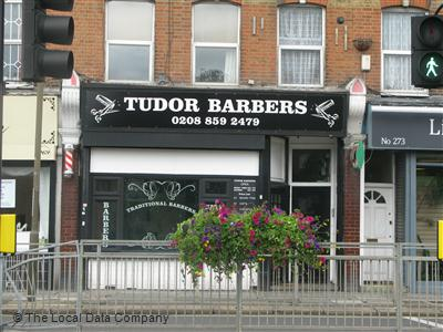 Tudor Barbers London