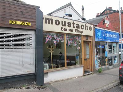 Moustache Barber Shop Leeds