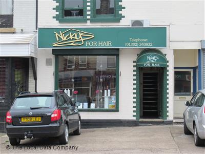 Nickys For Hair Doncaster