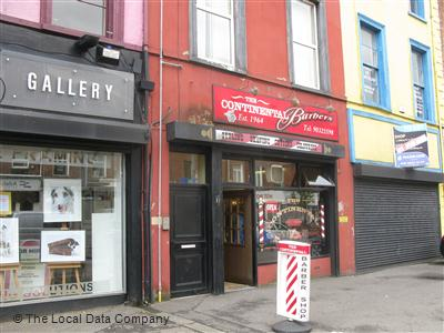 The Continental Barbers Belfast