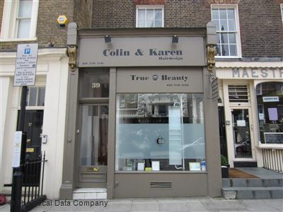 Colin & Karen Hair & Beauty London