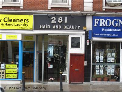 281 Hair & Beauty London
