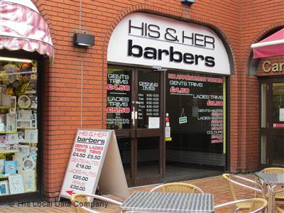 His & Her Barbers Doncaster