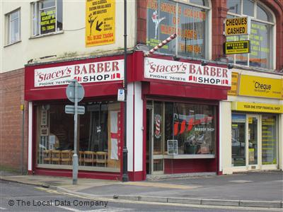 "Stacey""s Barber Shop Doncaster"