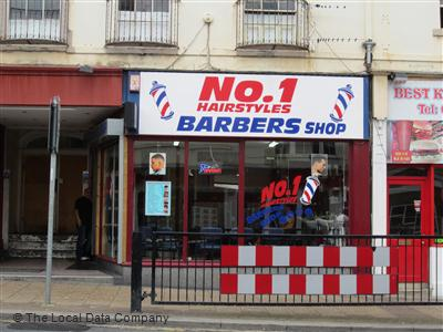 No.1 Hairstyles Barber Shop Doncaster