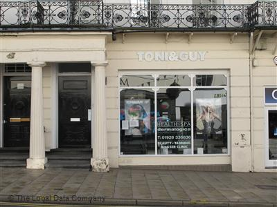 Toni & Guy Leamington Spa