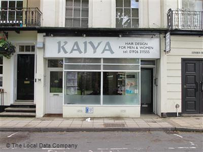 Kaiya Hair Design Leamington Spa