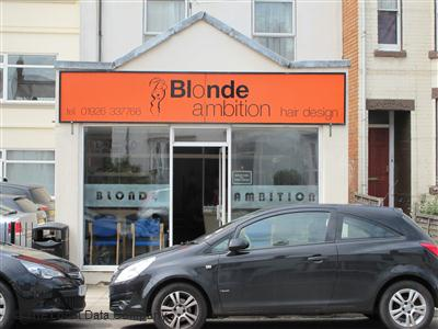 Blonde Ambition Leamington Spa