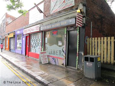 Hyde Park Barber Shop Leeds