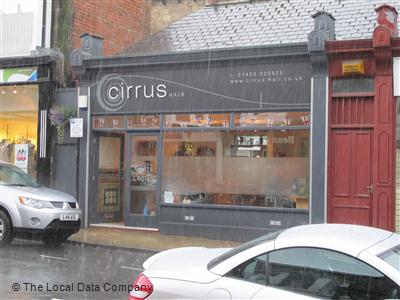 Cirrus Hair Harrogate