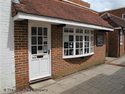 Barbers Shop Andover