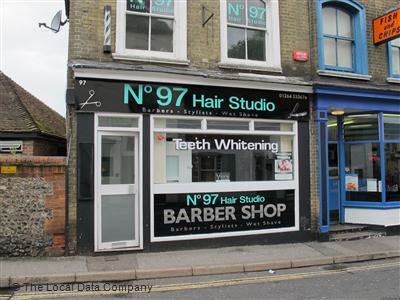 No. 97 Hair Studio Andover