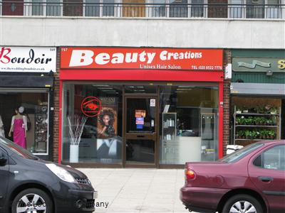 Beauty Creations London