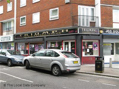Triumph Hair & Beauty Salon London