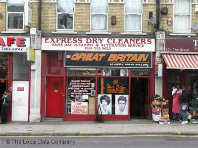 Great Britain Hair Salon London