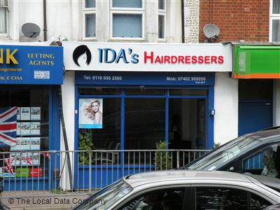 "IDA""s Hairdressers Reading"