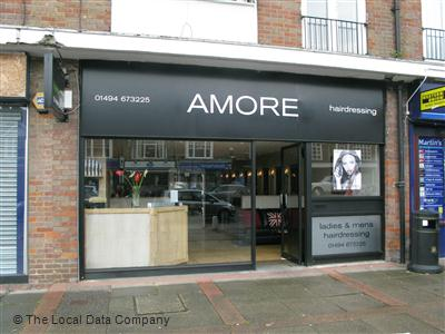 Amore hairdressing Beaconsfield