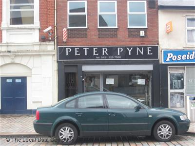 Peter Pyne West Bromwich