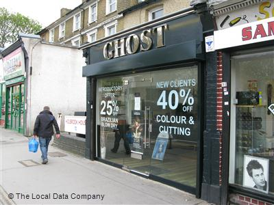 Ghost Hair Designers Croydon