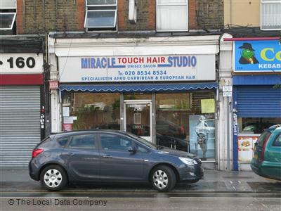 Miracle Touch Hair Studio London