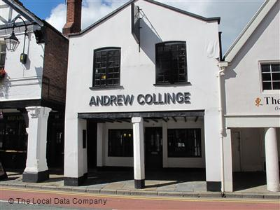 Andrew Collinge Chester