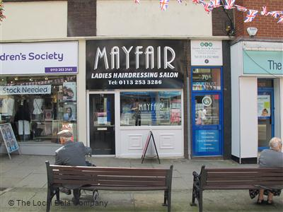 Mayfair Hairdressers Leeds