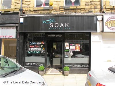 Soak Aquatic Spa Leeds