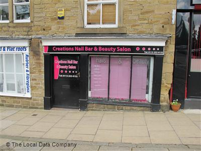 Creations Nail Bar & Beauty Salon Leeds