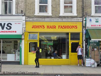 "John""s Hair Fashions London"