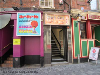 Club Cut Barber Shop Liverpool