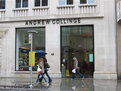 Andrew Collinge Liverpool