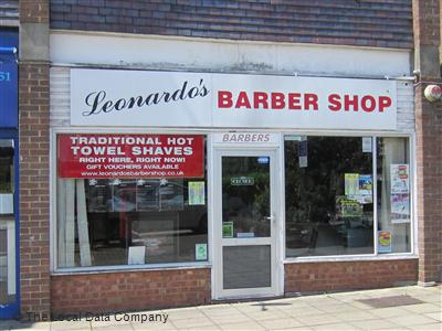 Leonardos Barbers Shop Billingshurst