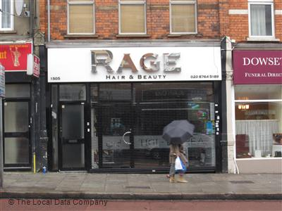 Rage Hair & Beauty London