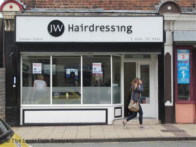 JW Hairdressing Manchester