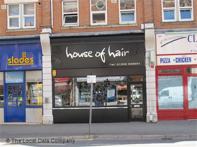 House of Hair International Bournemouth