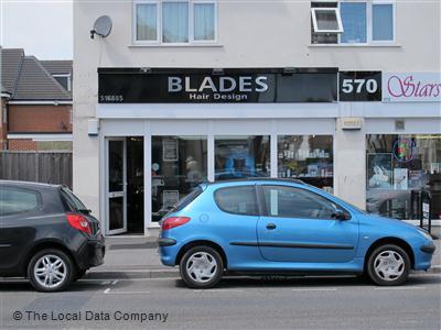 Blades Hair Design Bournemouth
